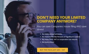 Dissolve your company guide